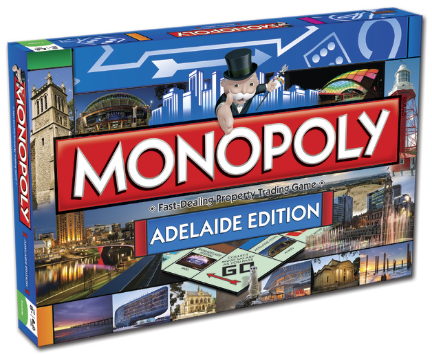 Monopoly: Adelaide Edition