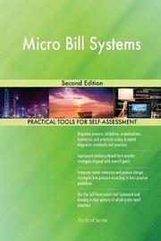 Micro Bill Systems Second Edition by Gerardus Blokdyk image