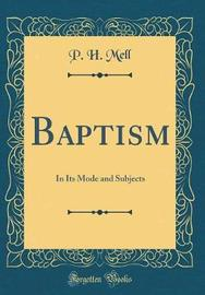 Baptism by P. H. Mell