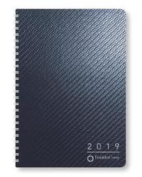Franklincovey Planner 2019 Classic Weekly Flexible Dark Blue by Inc Browntrout Publishers image