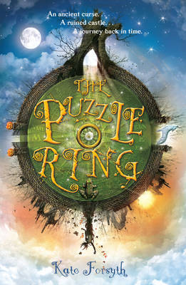 The Puzzle Ring by Kate Forsyth image