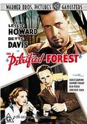 Petrified Forest, The (1936) on DVD