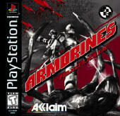 Armorines: Project SWARM for