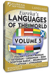 Eureka's Languages of the World Volume 5