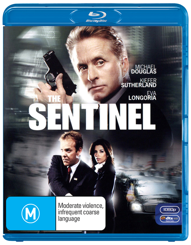 The Sentinel on Blu-ray