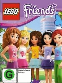 Lego Friends Volume 4 Country Girls on DVD