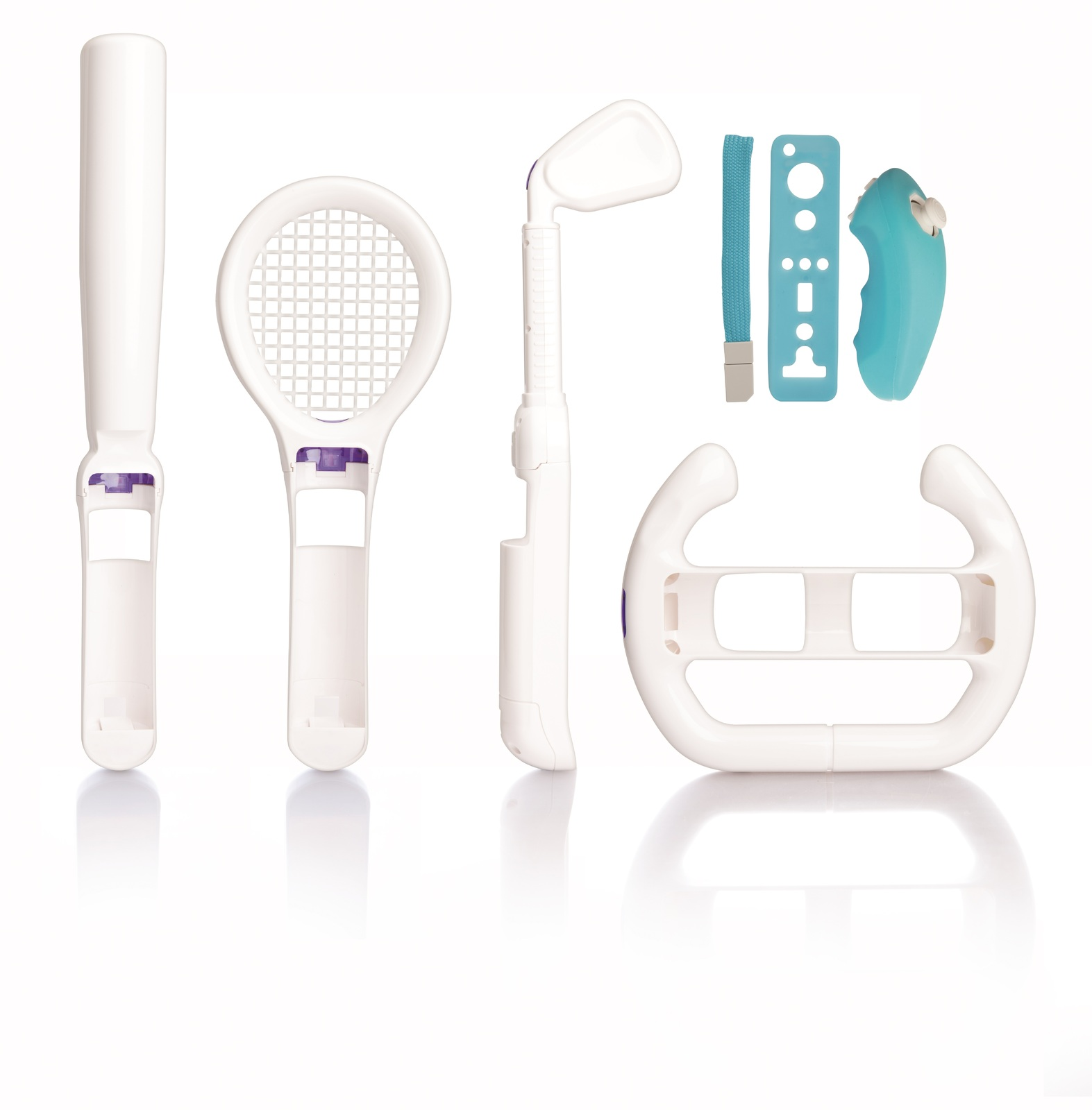 G-TEK Nintendo Wii Sports Pack for Nintendo Wii image