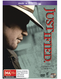 Justified - The Complete Collection Box Set DVD