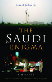 The Saudi Enigma by Pascal Menoret image