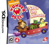 The Wonder Pets!: Save the Animals for Nintendo DS