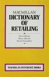 Macmillan Dictionary of Retailing image