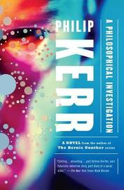 A Philosophical Investigation by Philip Kerr image