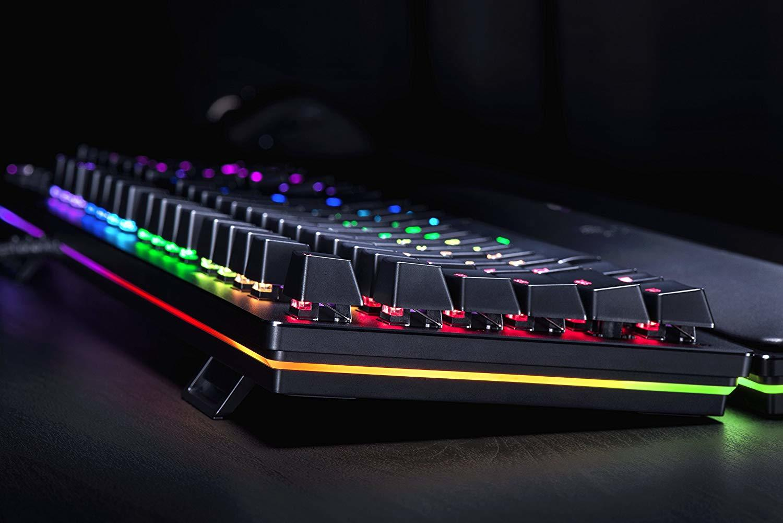 Razer Huntsman Elite Mechanical Gaming Keyboard for PC Games image