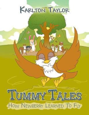 Tummy Tales by Karlton Taylor image