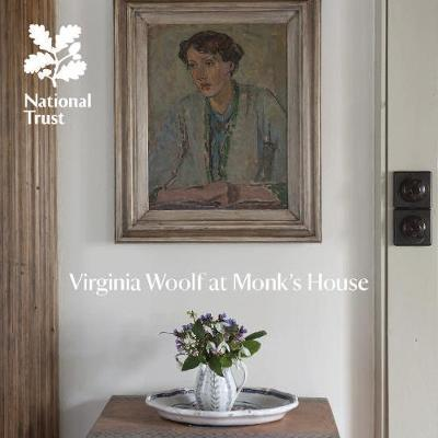 Virginia Woolf at Monk's House, Sussex by Claire Masset