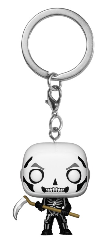 Fortnite - Skulltrooper Pocket Pop! Keychain