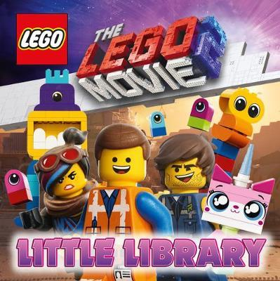 LEGO Movie Little Library by Scholastic image