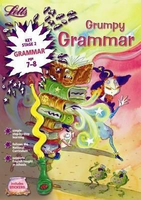 Grumpy Grammar Age 7-8 image