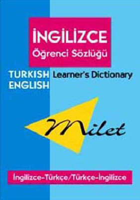 Milet Learner's Dictionary (Turkish-English) by Ali Bayram image