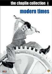 Charlie Chaplin - Modern Times (2 Disc Set) on DVD