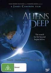 Aliens Of The Deep on DVD