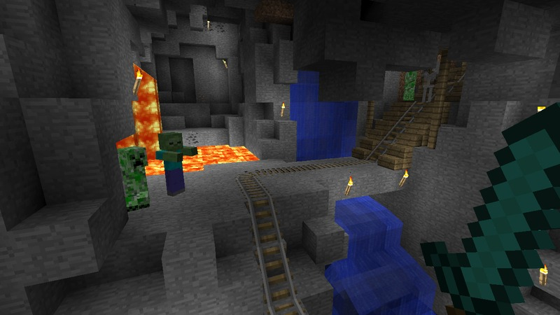 Minecraft for Xbox 360 image