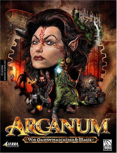 Arcanum for PC Games