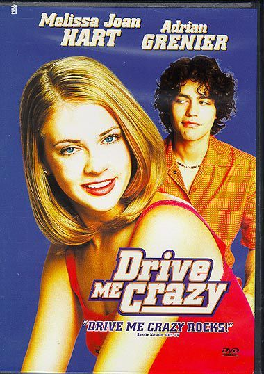 Drive Me Crazy on DVD