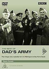 Dad's Army - The Best of Vol 1 on DVD
