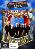 Monty Python: Live (Mostly) One Down, Five to Go on DVD, Blu-ray