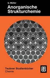 Anorganische Strukturchemie by Ulrich Muller