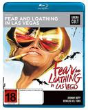 Fear & Loathing In Las Vegas on Blu-ray