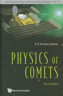 Physics Of Comets (3rd Edition) by K.S. Krishna Swamy image
