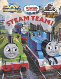 Thomas & Friends: Steam Team! by W. Awdry