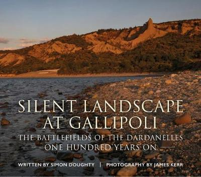 Silent Landscape at Gallipoli by Simon Doughty