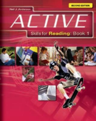 ACTIVE Skills for Reading 1 by Neil Anderson image
