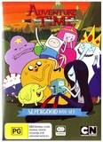 Adventure Time Supergood Box Set on DVD