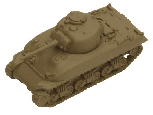 Flames of War: Paint Spray Can - Sherman Drab (400ml) image