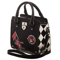Harley Quinn Mini Brief Handbag Purse Satchel