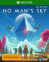 No Man's Sky for Xbox One