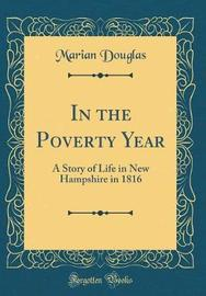 In the Poverty Year by Marian Douglas image