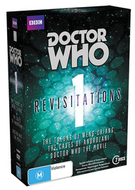 Doctor Who: Revisitations 1 on DVD