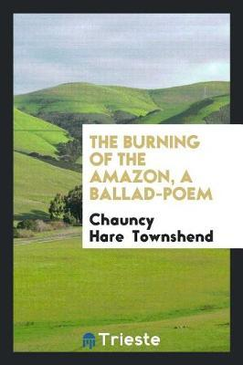 The Burning of the Amazon, a Ballad-Poem by Chauncy Hare Townshend image