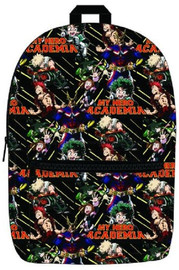 My Hero Academia All Over Print Sublimated Backpack