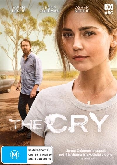 The Cry on DVD image
