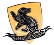 Harry Potter - Hufflepuff Logo Enamel Pin