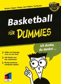 Basketball Fur Dummies by John Walters image