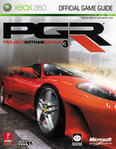 Project Gotham Racing - Prima Official Guide