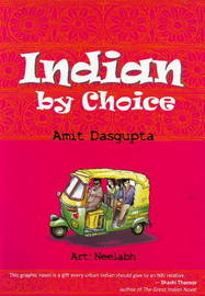 Indian by Choice by Amit Dasgupta image