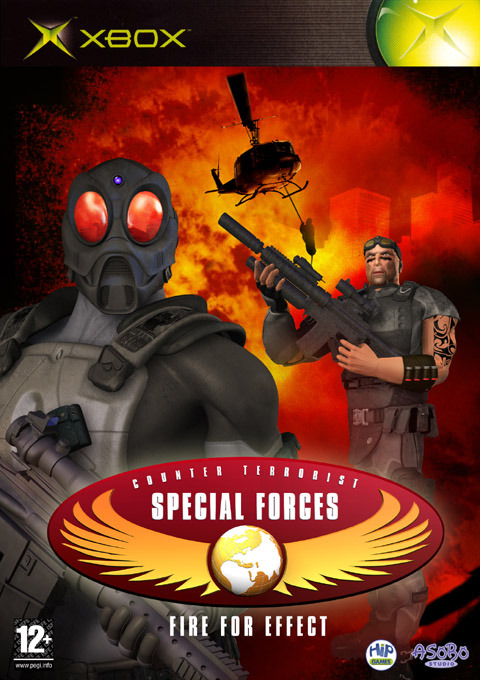 CT Special Forces: Fire For Effect for Xbox